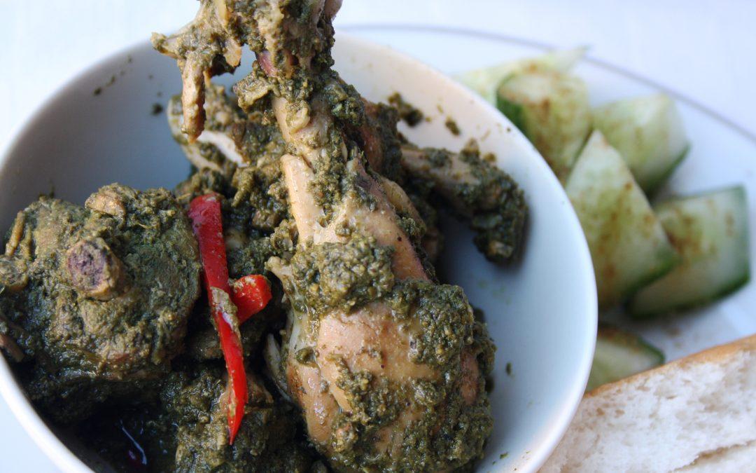 Chicken Cafreal